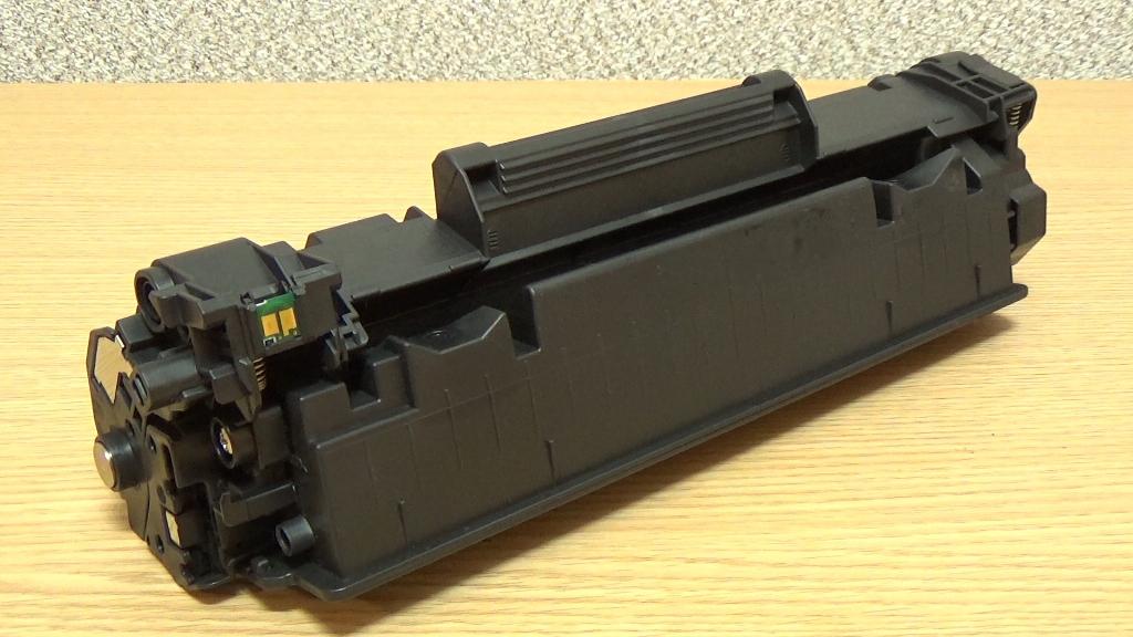 Как заправить картридж Canon 712, 725, 726, 728, HP 35A, 36A, 78A, 85A