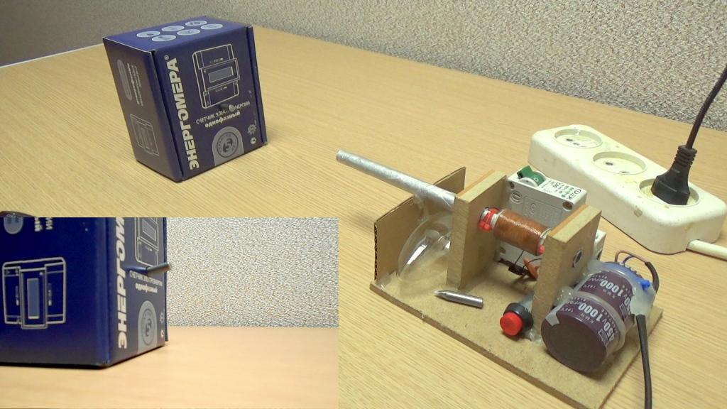 Коробка из более плотного рифленого картона