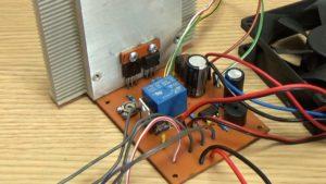 Как изолировать транзисторы от радиатора