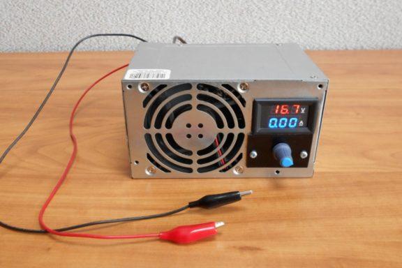 Зарядное устройство из блока питания компьютера