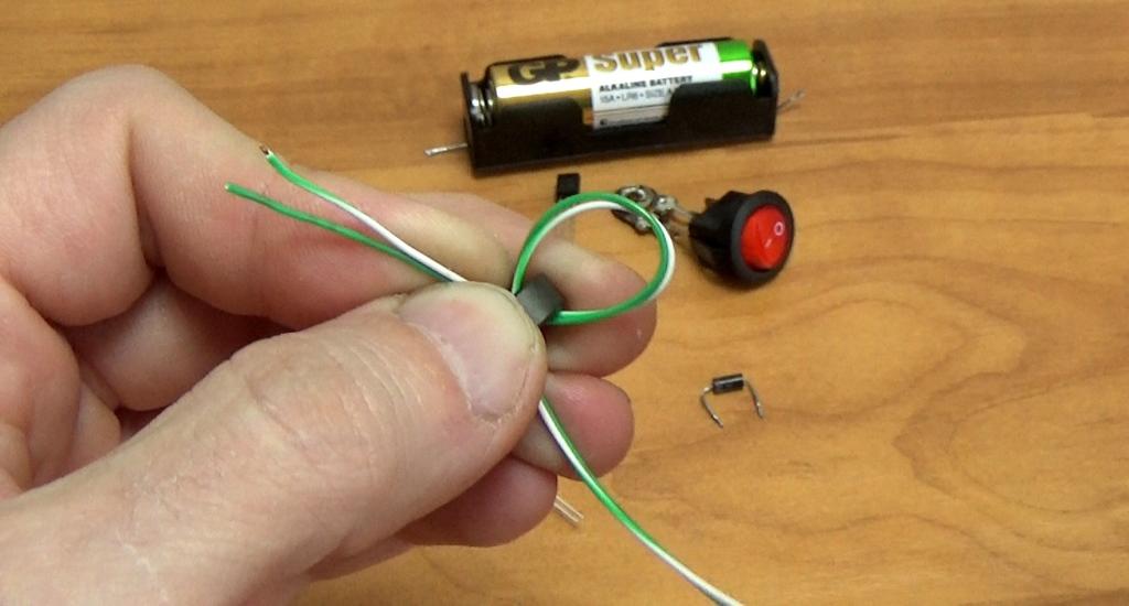 Изготовление трансформатора для блокинг генератора на ферритовом кольце