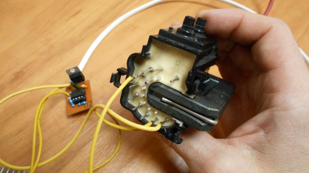 Генератор озона (озонатор) своими руками подключение строчного трансформатора ТДКС