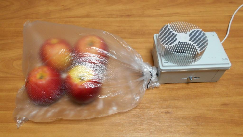 Озонирование продуктов питания