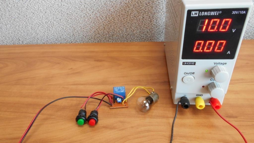Защита кислотного и гелевого аккумулятора от глубокого разряда