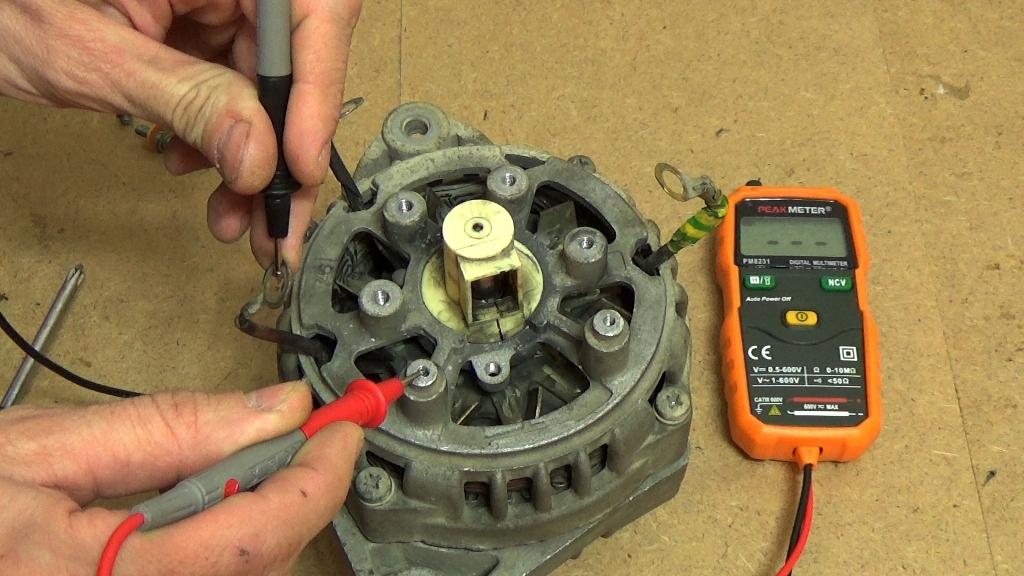 Ремонт бытового генератора своими руками 58