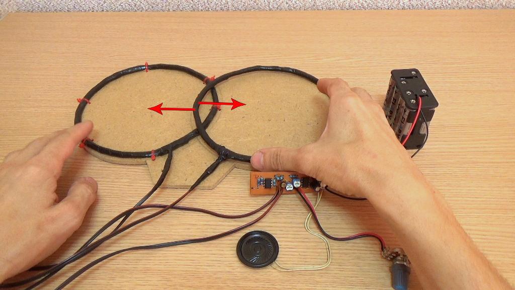 Как сделать металлоискатель руками 430